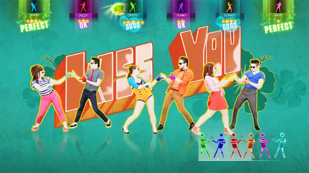Kinect do Xbox One consegue acompanhar até 6 pessoas em Just Dance 2014 (Foto: Divulgação)
