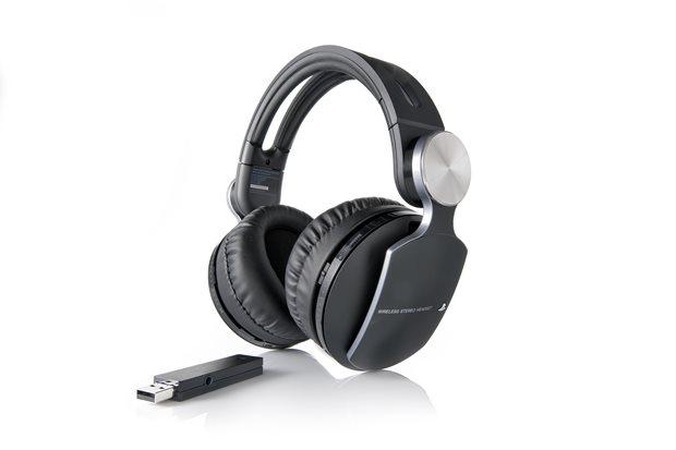 Headset Pulse, da Sony, é o único suportado pelo PS4 (Foto: Divulgação)