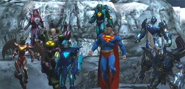 DC Universe Online (Foto: Divulgação)