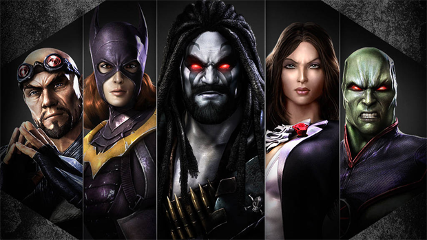 Injustice: Gods Among Us Ultimate Edition (Foto: Divulgação)