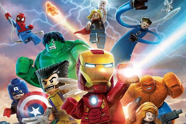LEGO Marvel Super Heroes (Foto: Divulgação)