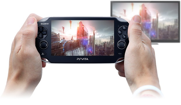 Playstation 4 terá a possibilidade de continuar a partida em um PS Vita. (Foto: Divulgação) (Foto: Playstation 4 terá a possibilidade de continuar a partida em um PS Vita. (Foto: Divulgação))
