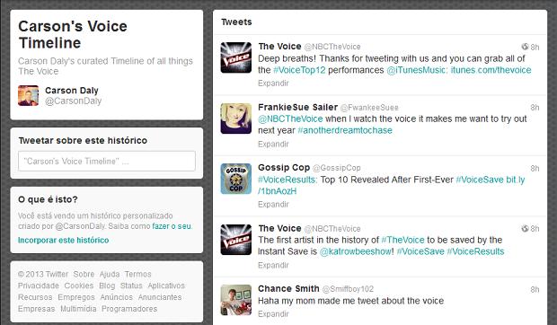 Twitter anunciou o recurso timeline personalizada (Foto: Reprodução/Edivaldo Brito)
