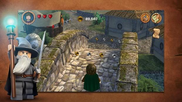 LEGO Lord of the Rings é uma aventura imperdível para os fãs da obra de J. R. R. Tolkien (Foto: Divulgação)
