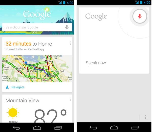 Pesquisa Google é o serviço de pesquisa do Google no Android (Foto: Divulgação)