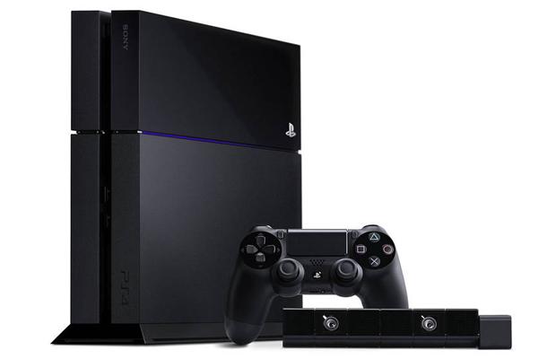 PS4 vem com HD de 500GB de fábrica (Foto: Divulgação)