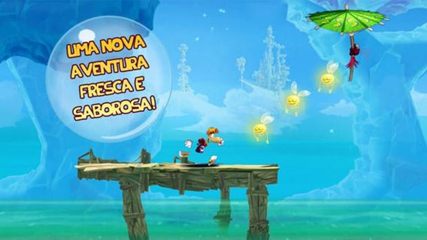 Fiesta Run é a sequência de Rayman Jungle Run e traz ainda mais desafios e diversão (Foto: Divulgação)