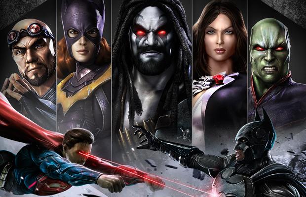 Injustice: Gods Among Us ganha versão definitiva nos consoles e PS Vita (Foto: Divulgação)