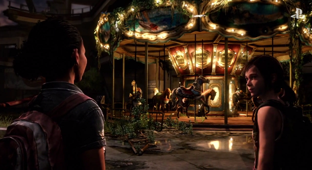 The Last of Us: Left Behind é DLC que conta um pouco mais da história de Ellie. (Foto: Reprodução)