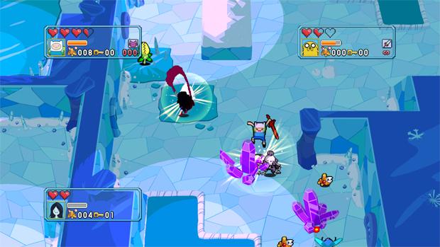 Adventure Time: Explore the Dungeon Because I DON'T KNOW! (Foto: Divulgação)