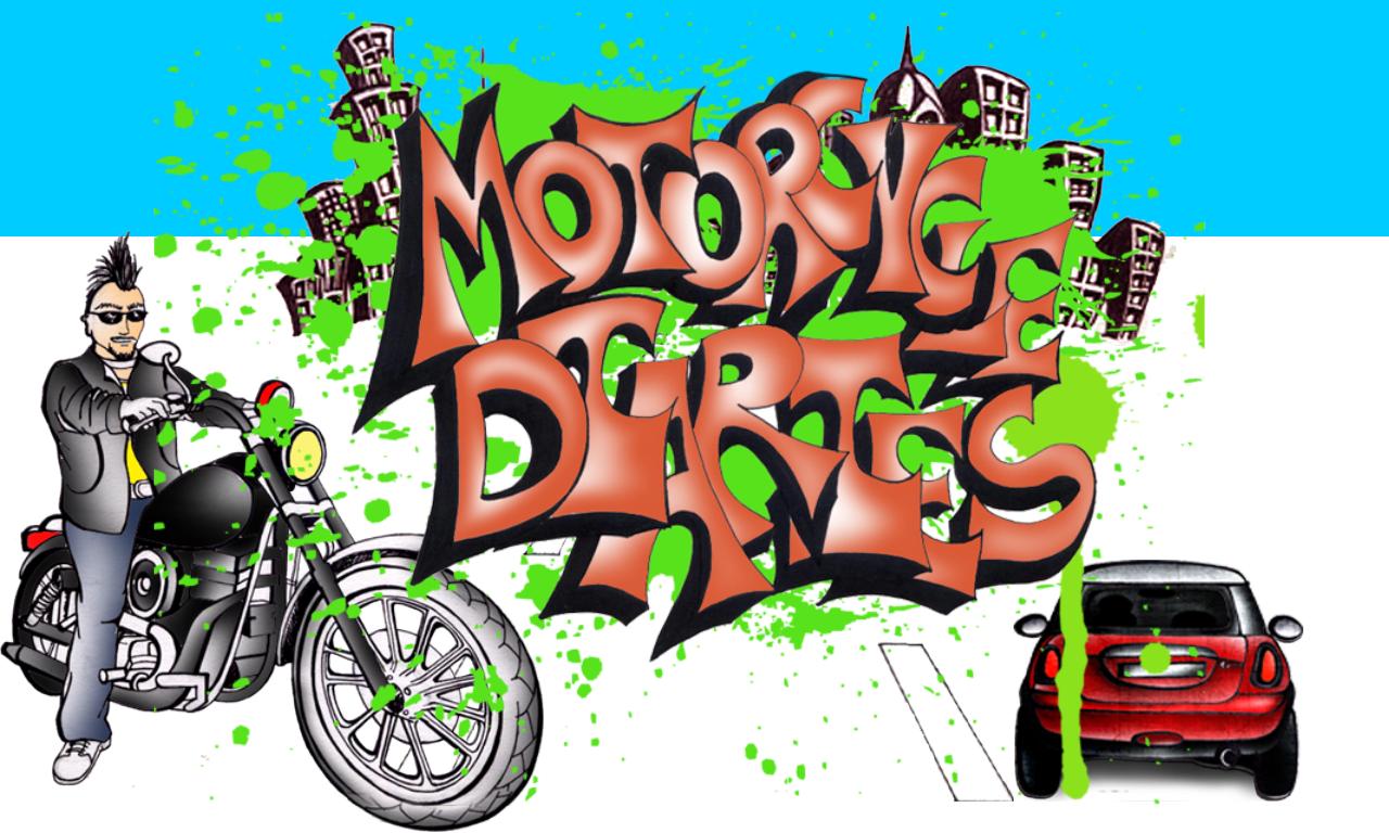 The Motorcycle Diaries: Moto Racing (Foto: Reprodução/Barbara Mannara)