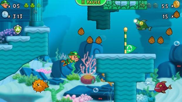 Leps World 3 é a encarnação de Super Mario World no Android (Foto: Divulgação)