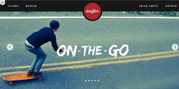 Stayfilm permite criar filmes a partir de fotos de outras redes sociais (Foto: Reprodução/João Kurtz)