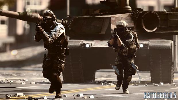 Os veículos de Battlefield 4 são recursos valiosos em combate (Foto: pixelenemy.com)