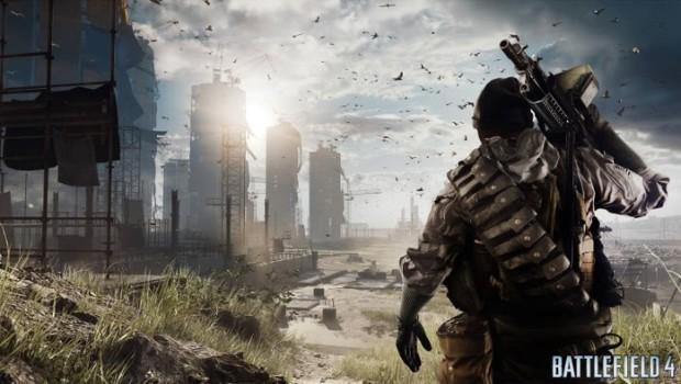 Battlefield 4 sofre com ataque hacker (Foto: Divulgação)