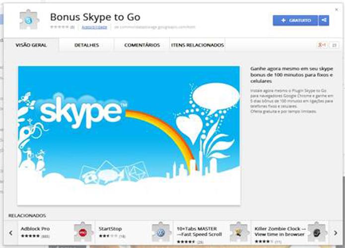 Códigos maliciosos se disfarçam de extensões na Chrome Store (foto: Reprodução/Kasperski)