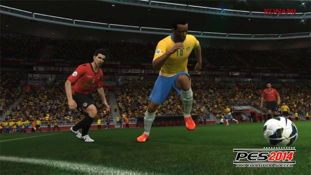 DLC gratuito atualiza escalações, rostos e traz modo online 11 Vs 11 (Foto: Reprodução)