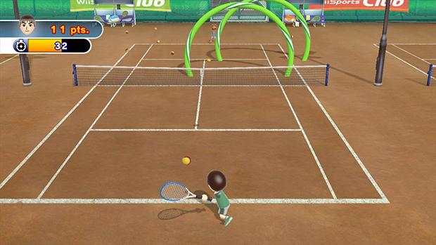 Review: Wii Sports Club volta investindo em modo online (Foto: Divulgação)w4