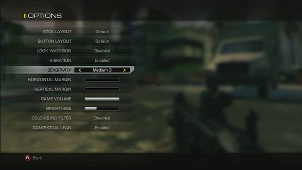 Call of Duty: Ghosts: como melhorar a mira e sensibilidade das armas do game (Foto: Reprodução/Murilo Molina)