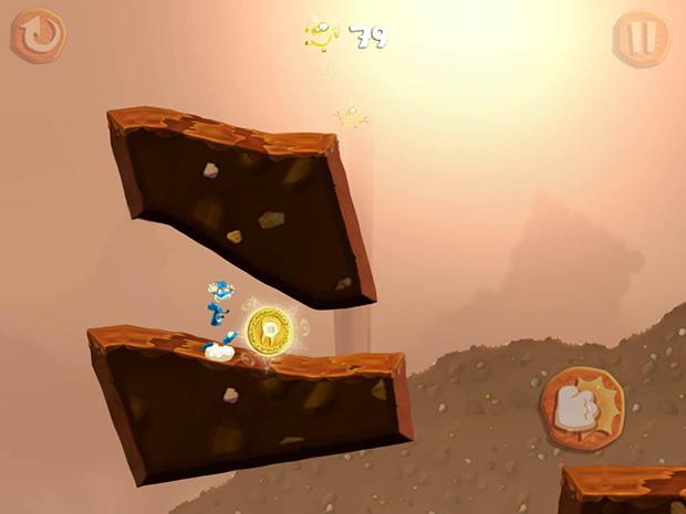 Rayman Fiesta Run: dicas para o novo game para IOS e Android (Foto: Reprodução/Murilo Molina)