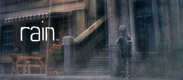 rain é um belo game para Playstation 3, com excelente trilha sonora e arte. (Foto: Divulgação) (Foto: rain é um belo game para Playstation 3, com excelente trilha sonora e arte. (Foto: Divulgação))