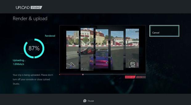 Xbox One também conta com ferramentas de edição para os clipes (Foto: Divulgação)