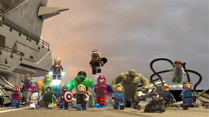 Confira métodos e cheats para desbloquear personagens em LEGO Marvel Super Heroes (Foto:  N2G)