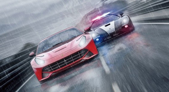 Need for Speed: Rivals (Foto: Divulgação)