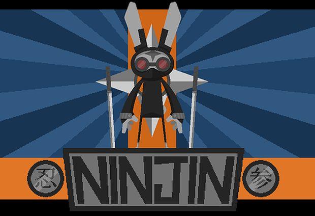 Uma continuação de Ninjin, da Pocket Trap, será produzida para o PS Vita (Foto: Divulgação)