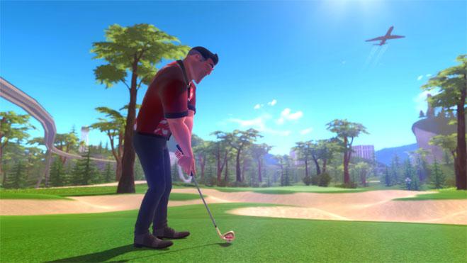 Powerstar Golf (Foto: Divulgação)