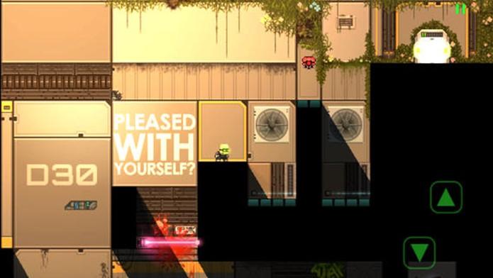 Seja furtiva neste hit da Playstation Store que chega para iOS (Foto: Divulgação)