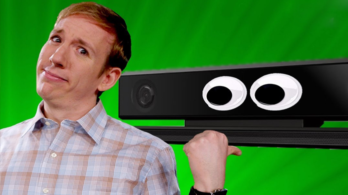Preocupações sobre um Kinect espião ganharam forças após escândalos da NSA (Foto: youtube.com)
