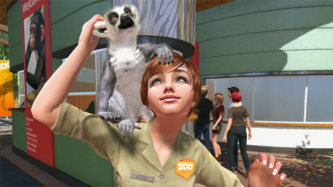 Zoo Tycoon (Foto: Divulgação)