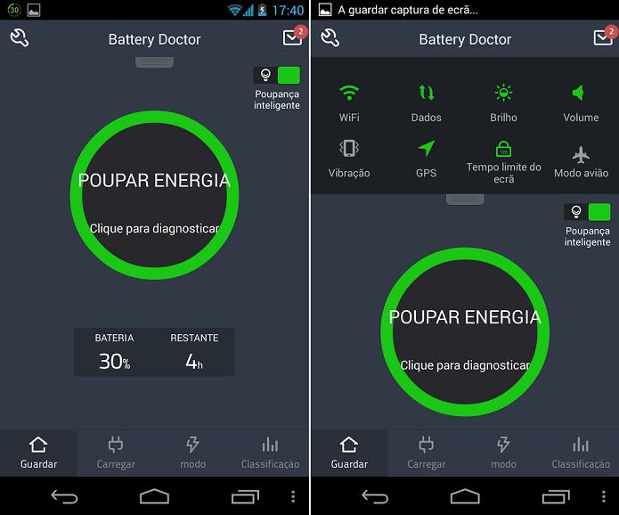 Poupe bateria no Android com este app (Foto: Divulgação)
