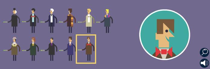 Escolha o seu personagem favorito de Doctor Who (Foto: Reprodução/Google)