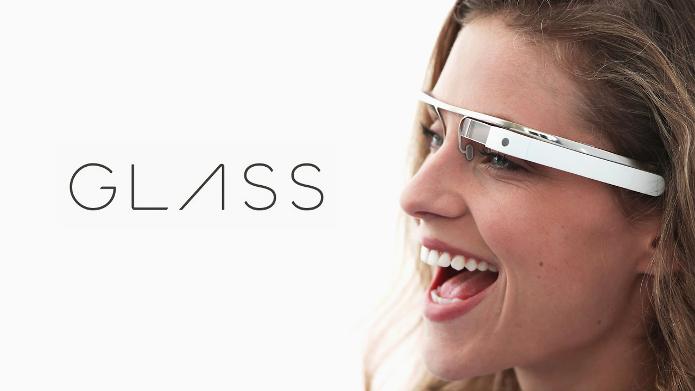 """Google Glass, o produto do Google para ser """"vestido"""". (Foto: Divulgação)"""