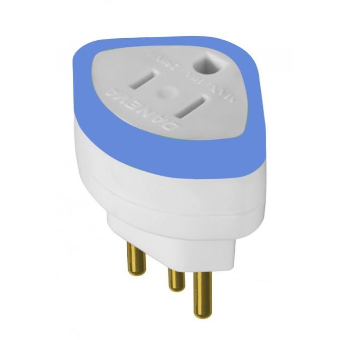 Este é um adaptador ideal para acomodar o seu terceiro Pino (Foto: Reprodução/Mercadolivre) (Foto: Este é um adaptador ideal para acomodar o seu terceiro Pino (Foto: Reprodução/Mercadolivre))