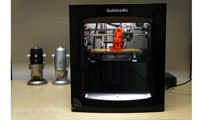 Solidoodle 4 é impressora 3D com carcaça de metal e com preço inferior a US$ 1 mil (Foto: Reprodução/Engadget)