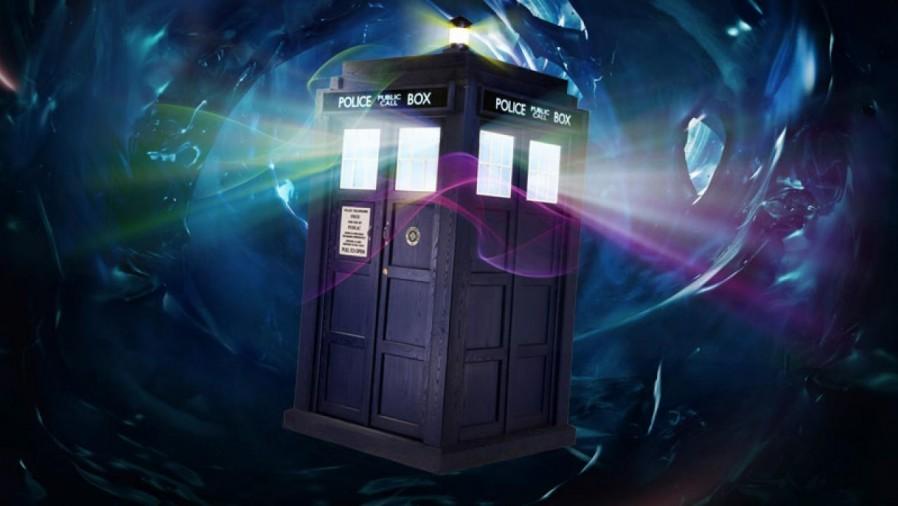 Tardis, a máquina do tempo e nave espacial de Doctor Who  (Foto: Divulgação)