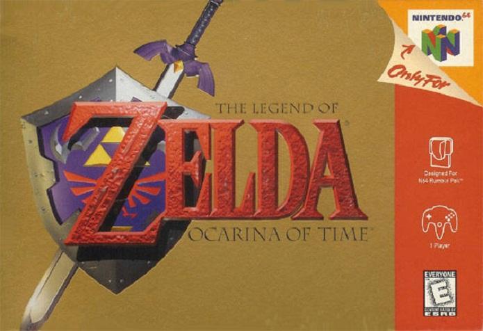 A capa original do jogo (Foto: Divulgação)