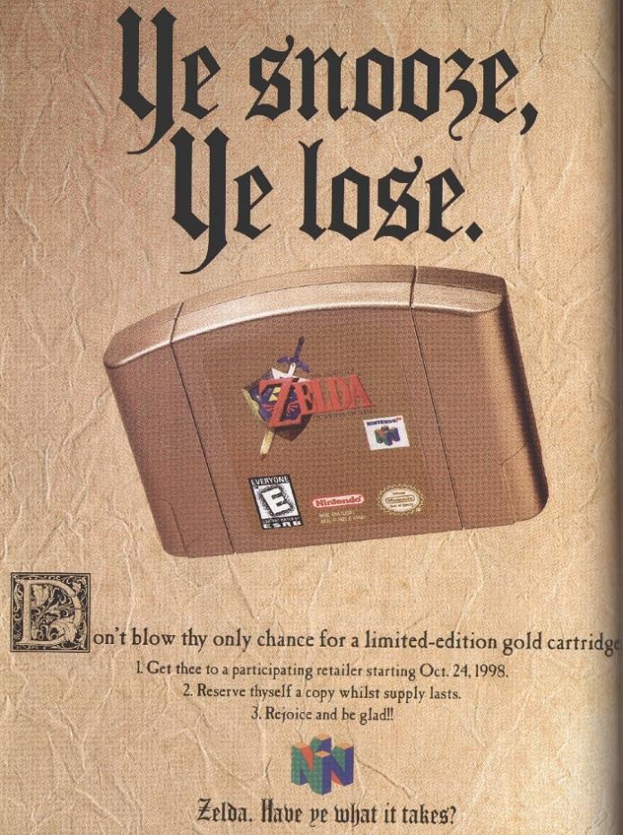 A chamada para a Pré-venda na Nintendo Power (Foto: Reprodução / Techtudo)