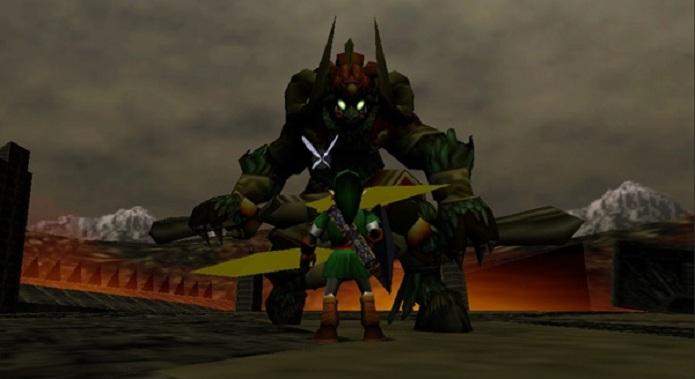 Ganon, um dos chefes mais memoráveis da história dos games (Foto: Divulgação)