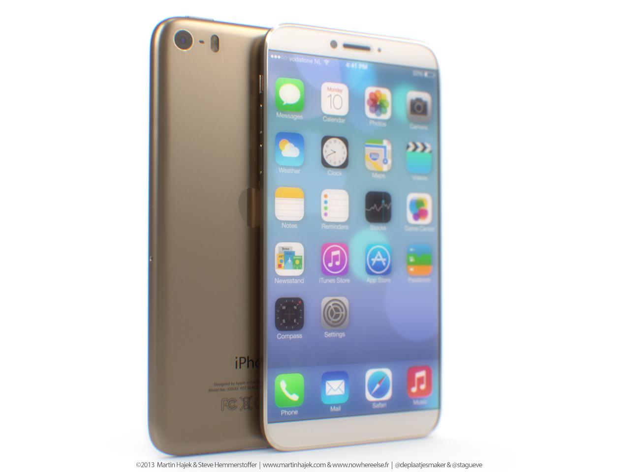 iPhone 6 deve finalmente adotar um display maior e com resolução Full HD? (Foto:Reprodução/Bgr.com)