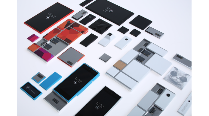 Project Ara, smartphone modular da Motorola, terá suas partes feitas com impressoras 3D e poderão ser encomendadas em casa (Foto: Divulgação)