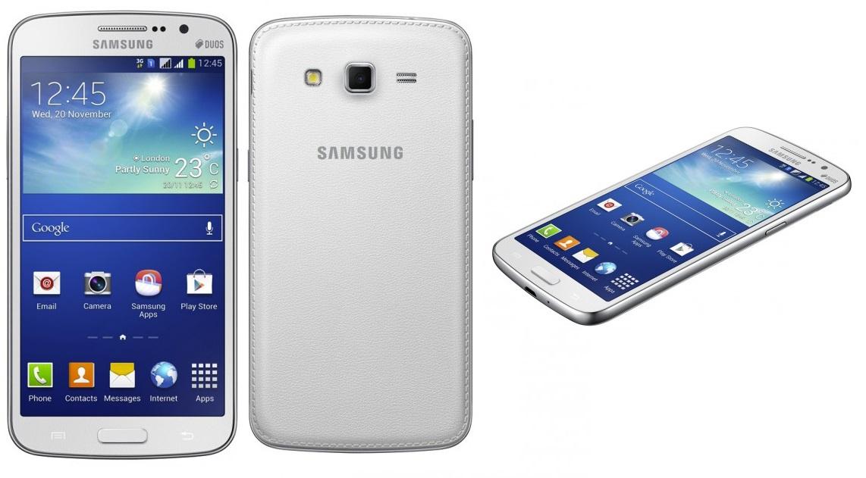 Samsung anuncia o Galaxy Grand 2, um Note 3 com promessa de preço acessível (Foto:Divulgação/Samsung)