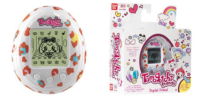 Novos Tamagotchi Friends chegam com design colorido e novos bichinhos virtuais (Foto: Divulgação/Bandai)