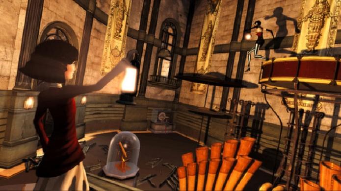 Todos os ambientes do jogo dão muito bem polidos (Foto: Divulgação)