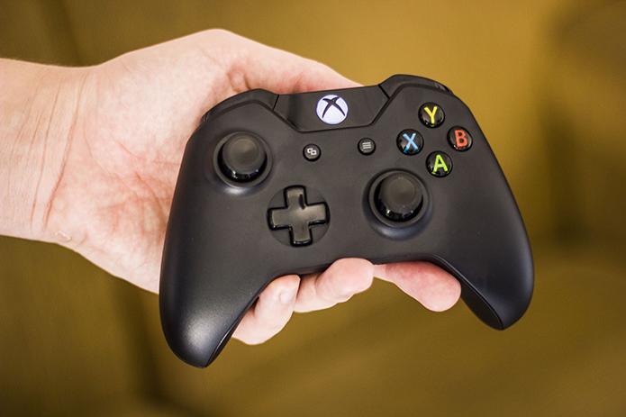 Review: conheça o controle do Xbox One (Foto: Reprodução/Débora Magri)