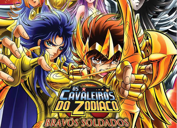 Cavaleiros do Zodíaco: Bravos Soldados (Foto: Divulgação)