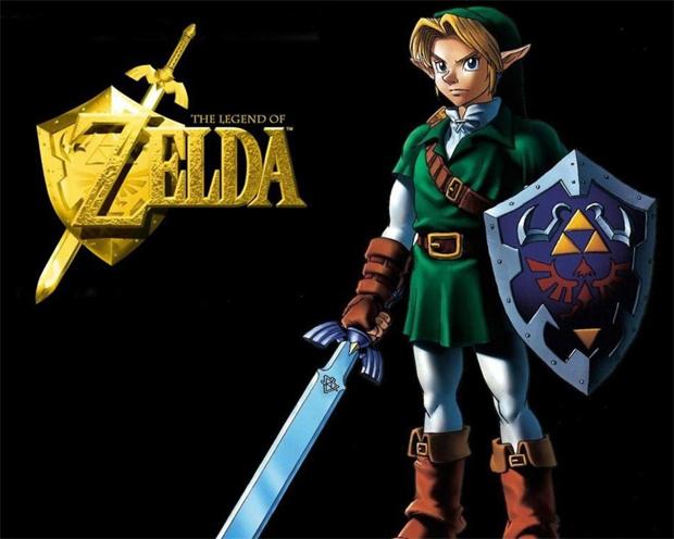 Master Sword do jogo Zelda (Foto: Divulgação)